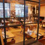 Villa de Torre Vis- en zeevruchtenrestaurant De Haan